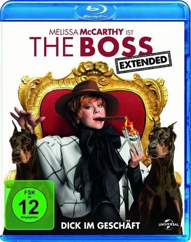 Blu-ray »The Boss - Dick im Geschäft (Extended)«