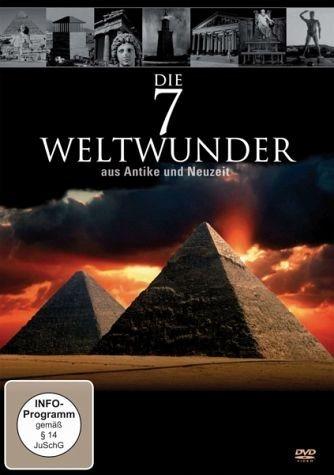 DVD »Die 7 Weltwunder aus Antike und Neuzeit«
