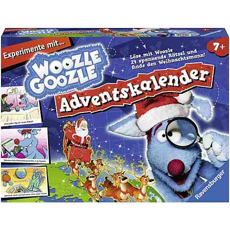 Ravensburger Adventskalender, »Woozle Goozle Adventskalender«