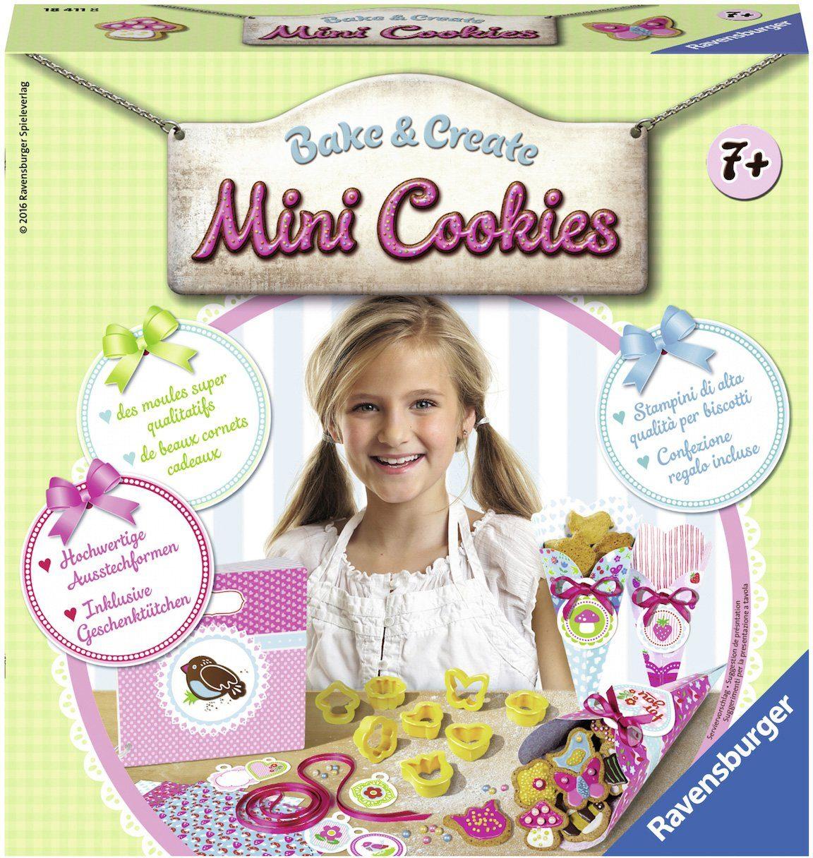 Ravensburger Set, »Bake & Create Mini Cookies«