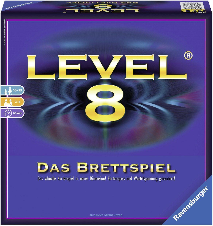 Ravensburger Gesellschaftsspiel, »Level 8® Das Brettspiel«