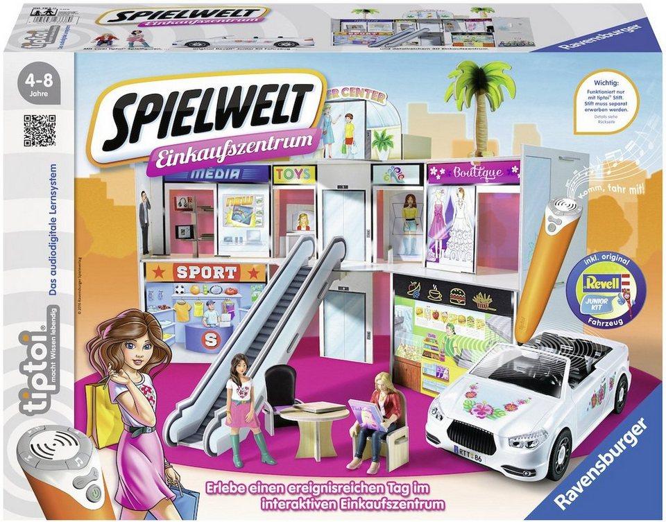 Ravensburger Set, »tiptoi®, Spielwelt Einkaufszentrum«