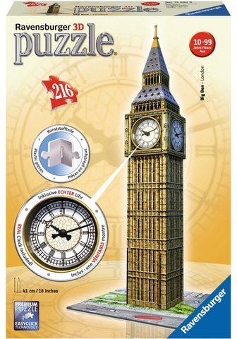 """3D-Puzzle """"Big Ben с Uhr"""""""