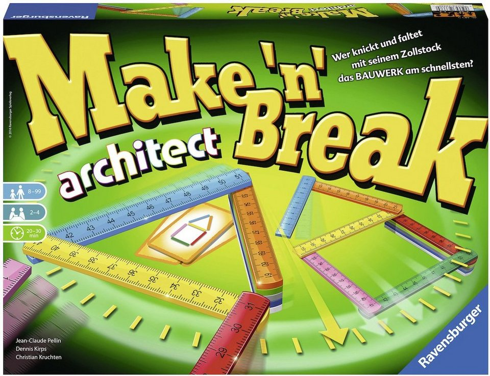 Make N Break Spiel