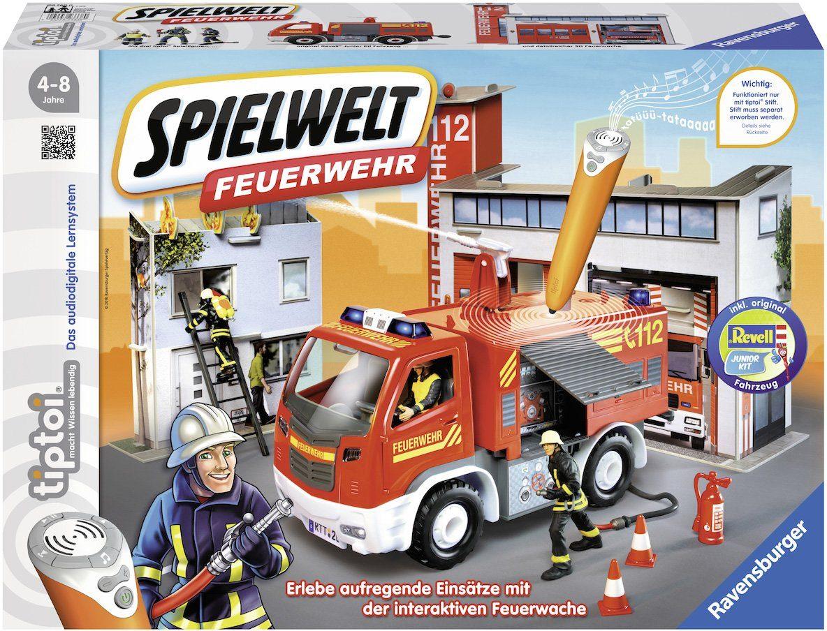 Ravensburger Set, »tiptoi®, Spielwelt Feuerwehr«