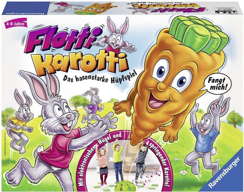 Ravensburger Aktionsspiel, »Flotti Karotti«