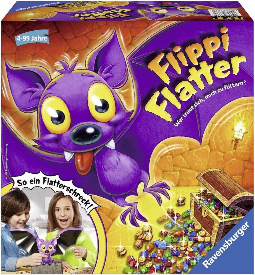 Ravensburger 3D Aktionsspiel, »Flippi Flatter«