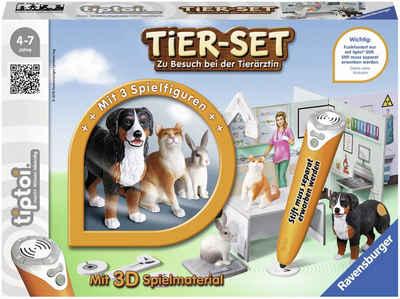 Ravensburger Spielwelt, »tiptoi, Tier-Set Zu Besuch bei der Tierärztin« Sale Angebote Schwarzheide