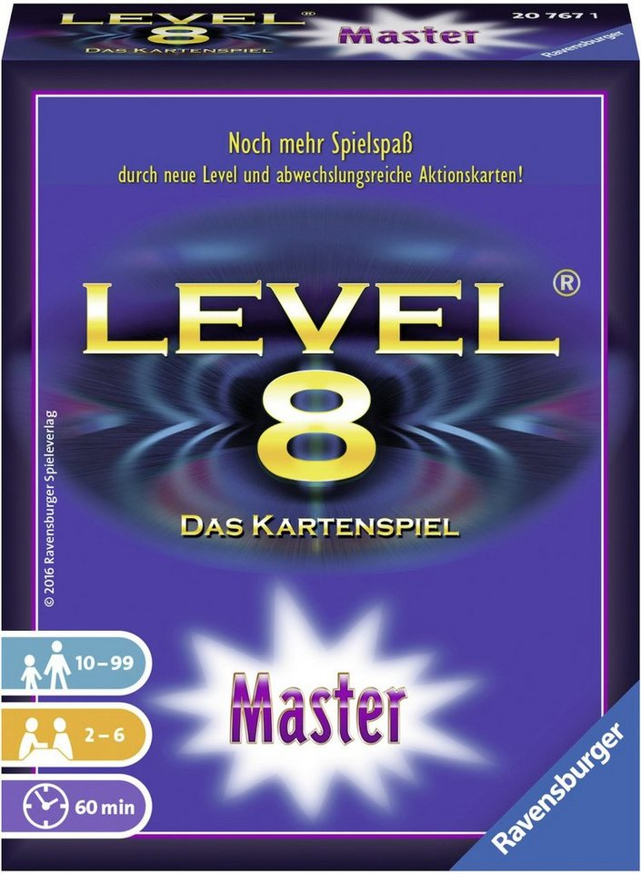 Ravensburger Gesellschaftsspiel, »Level 8® Master«