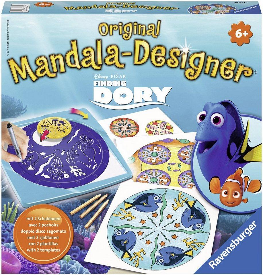 Ravensburger Set, »Disney Pixar, Mandala Designer® Finding Dory«
