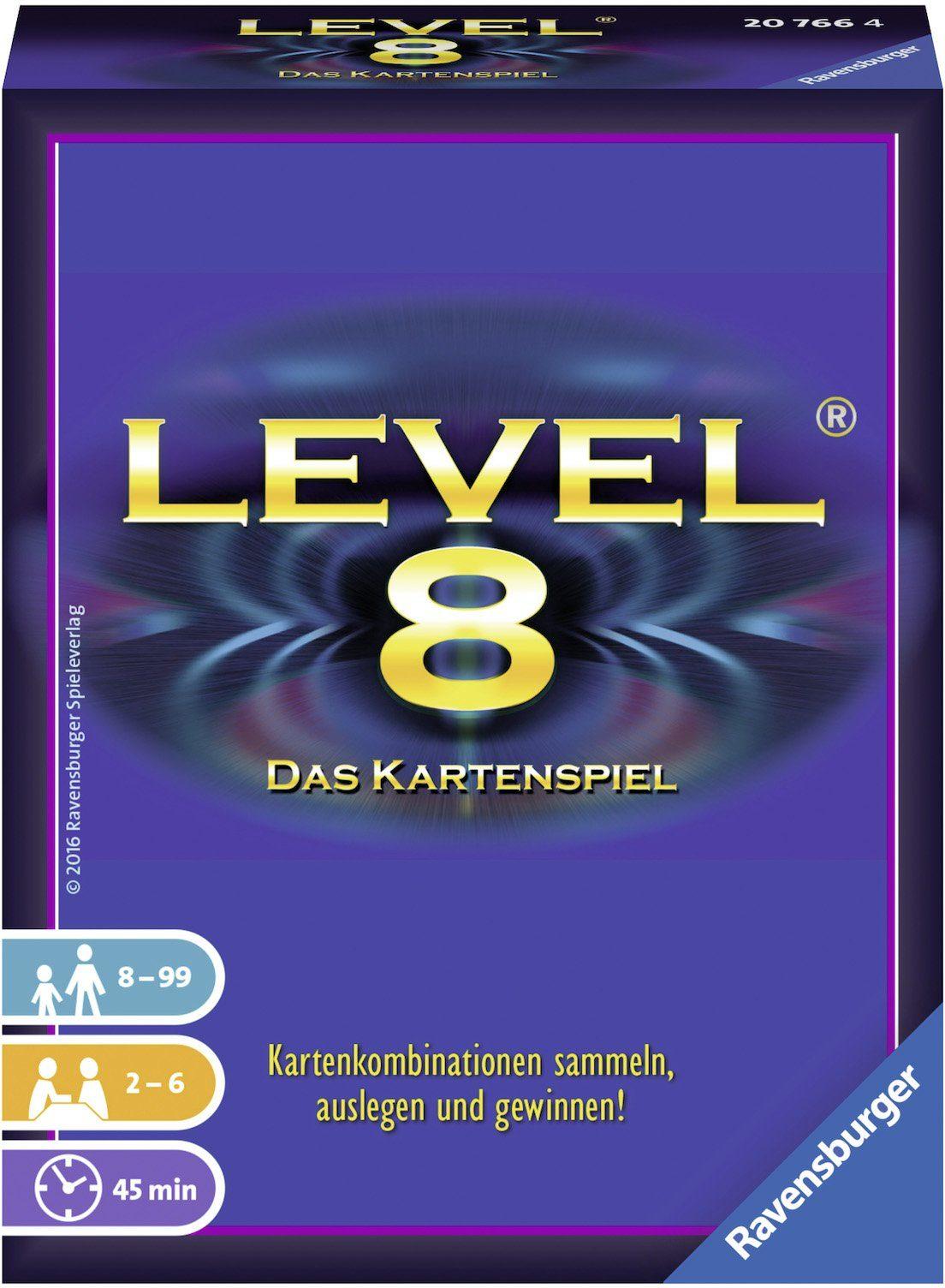 Ravensburger Kartenspiel, »Level 8®«