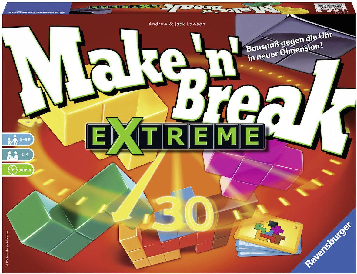 Aktion-Spiel, »Make`n`Brake Extreme«, Ravensburger