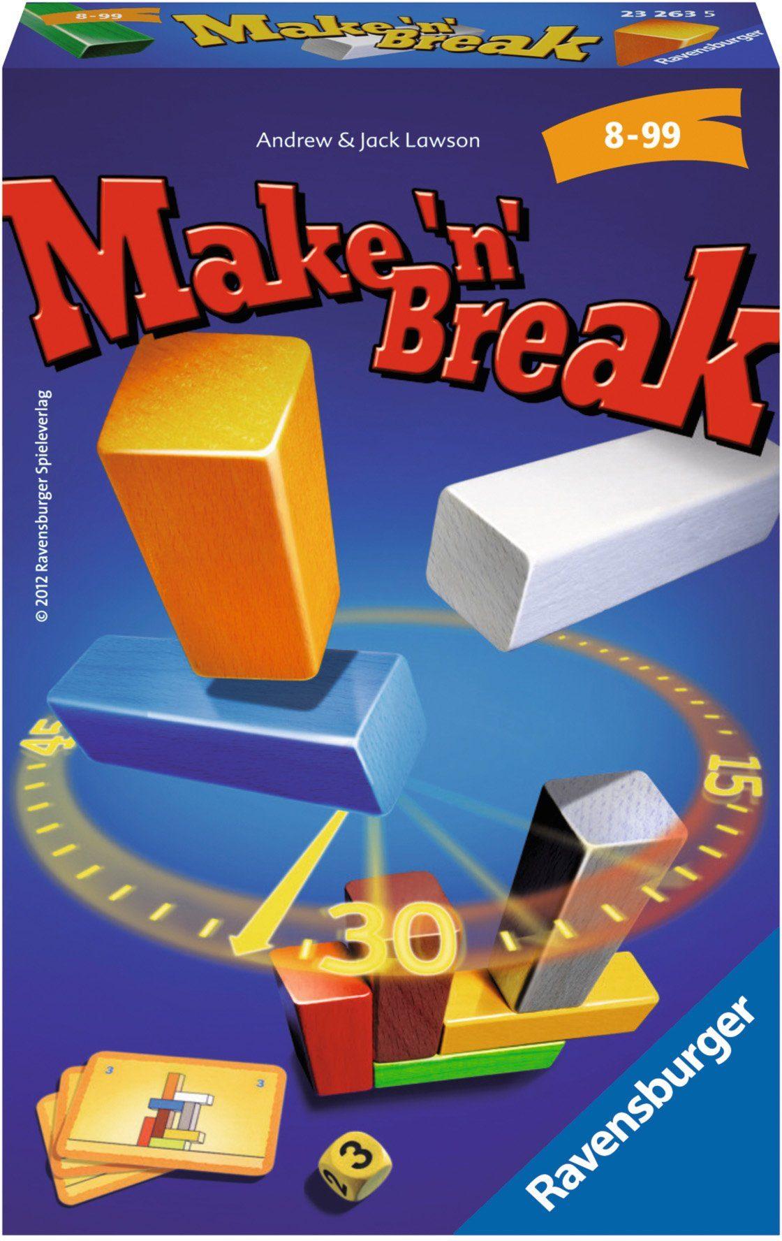 Ravensburger Mitbringspiel, »Make 'n' Break«
