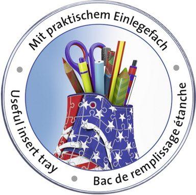 Ravensburger Teile, 3D Puzzle, 108 Teile, Ravensburger  Turnschuhe  173034