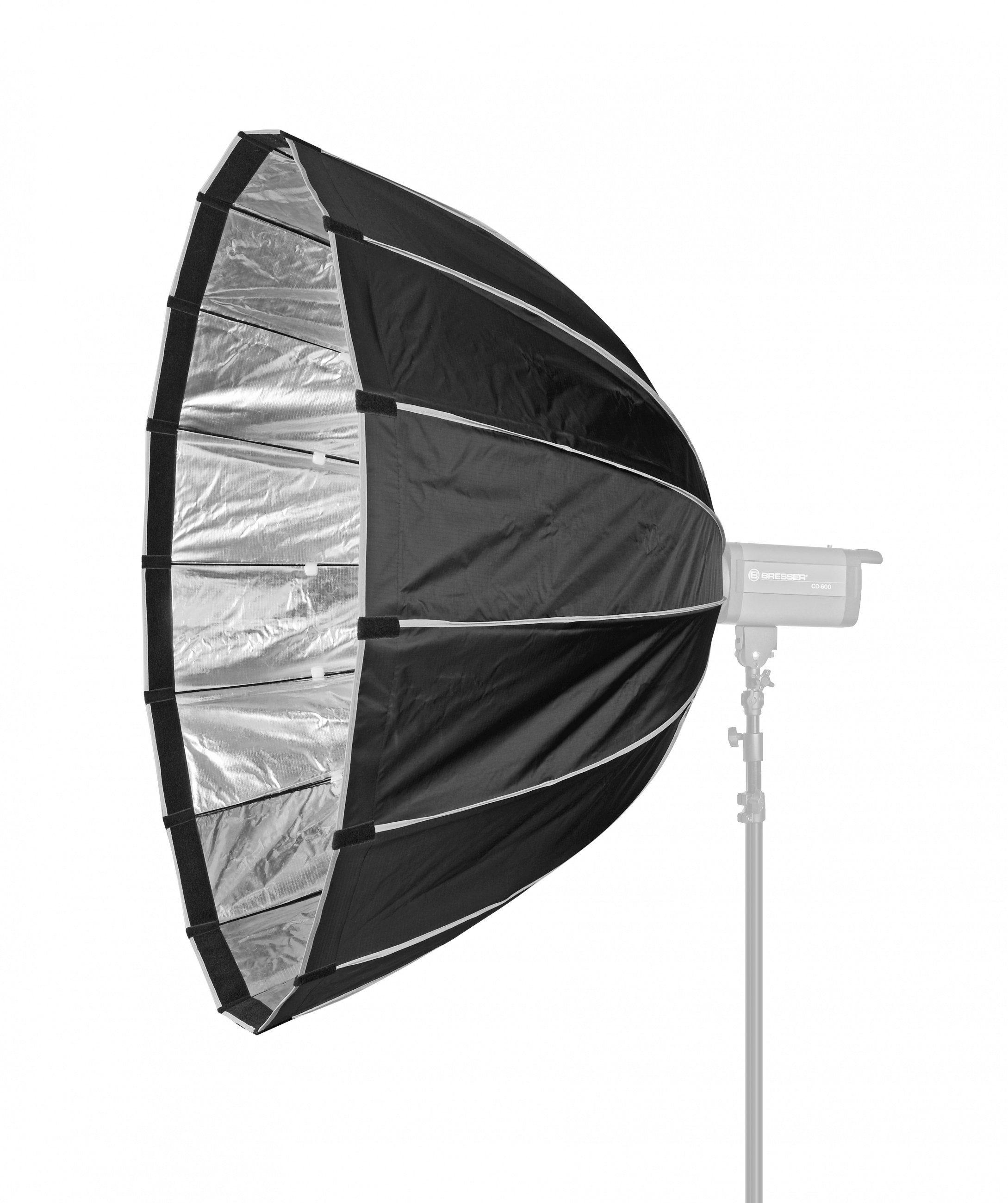 BRESSER Fotostudio »BRESSER SS-35 Tiefe Parabolische Softbox 120 cm«
