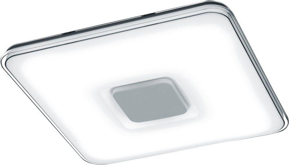 TRIO Leuchten Deckenleuchte, »KYOTO« in weiß