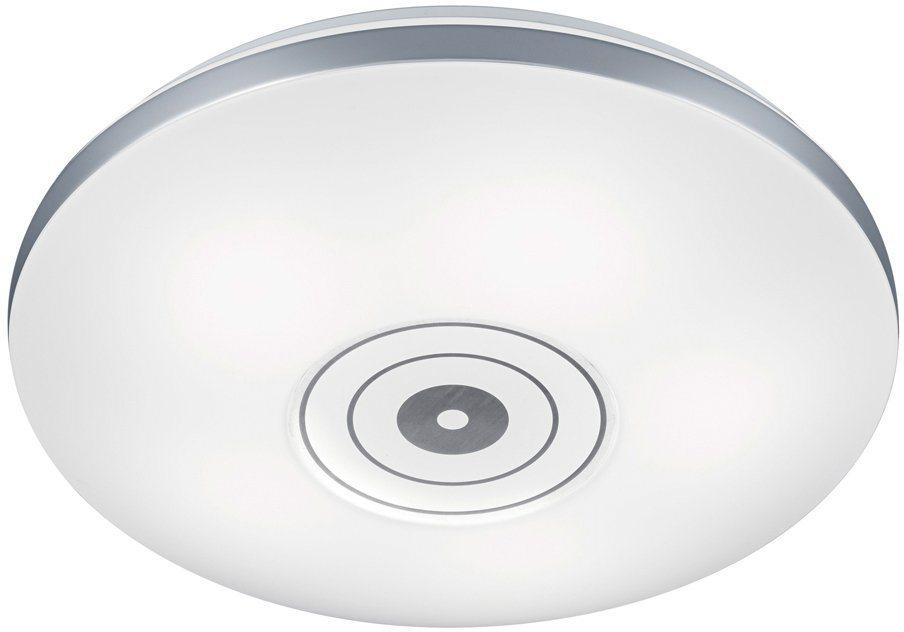 TRIO Leuchten LED Deckenleuchte, »CONGRESS« in weiß