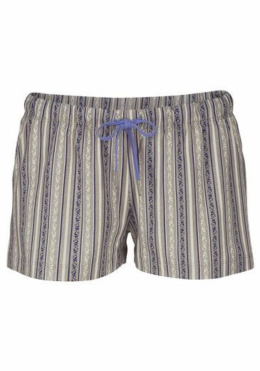Buffalo Trendy Shorty With Patterned Shorts