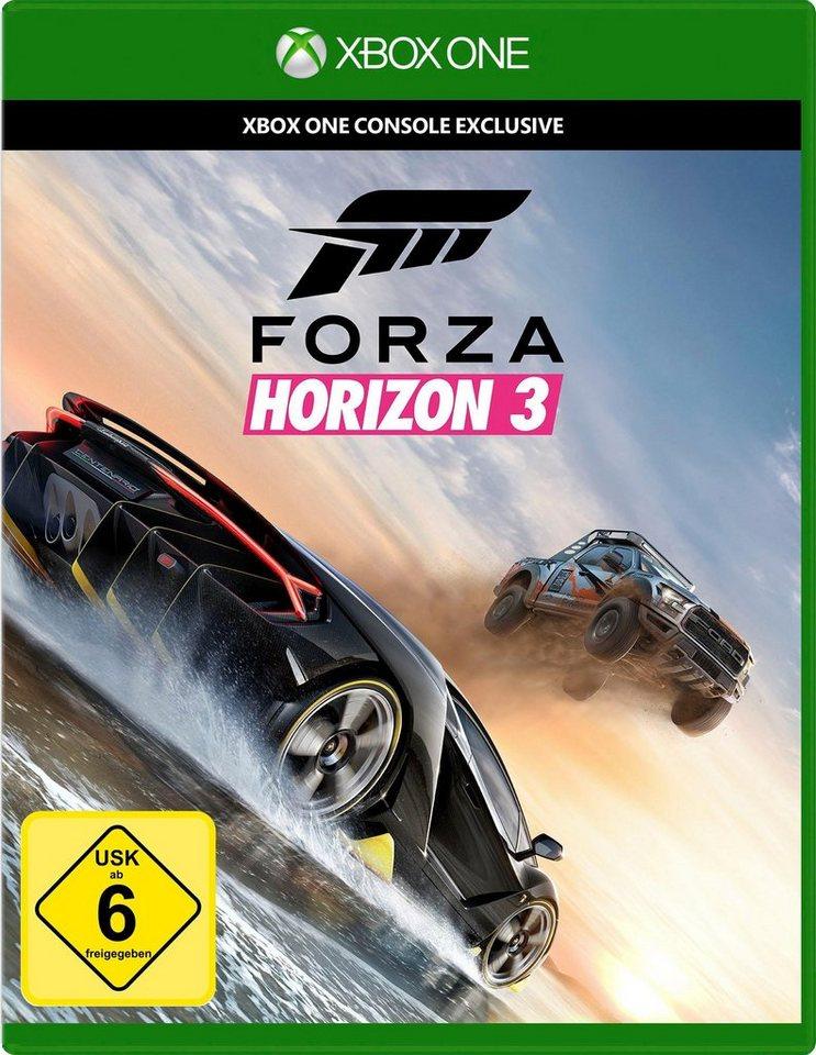 One Forza Horizon 3 Xbox One