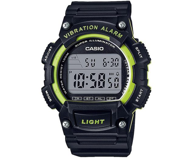 Casio Collection Chronograph »W-736H-3AVEF«