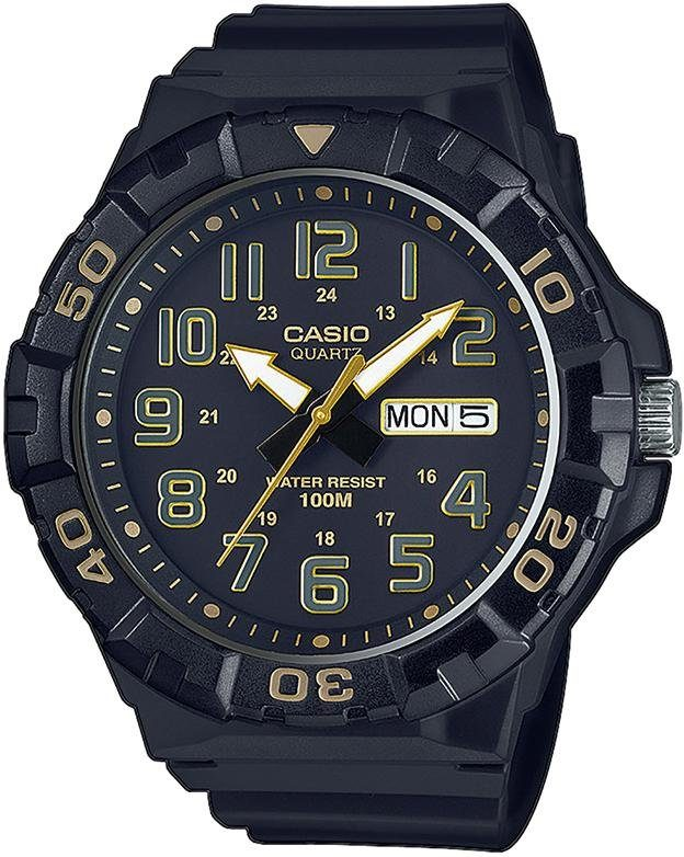 Casio Collection Quarzuhr »MRW-210H-1A2VEF«