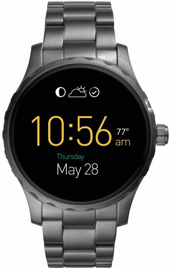 fossil q q marshal ftw2108 smartwatch android wear mit individuell einstellbarem zifferblatt. Black Bedroom Furniture Sets. Home Design Ideas