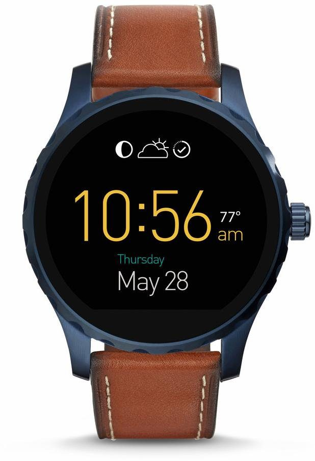 FOSSIL Q Q MARSHAL, FTW2106 Smartwatch