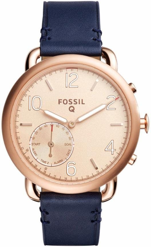 FOSSIL Q Q TAILOR, FTW1128 Smartwatch (Android Wear)