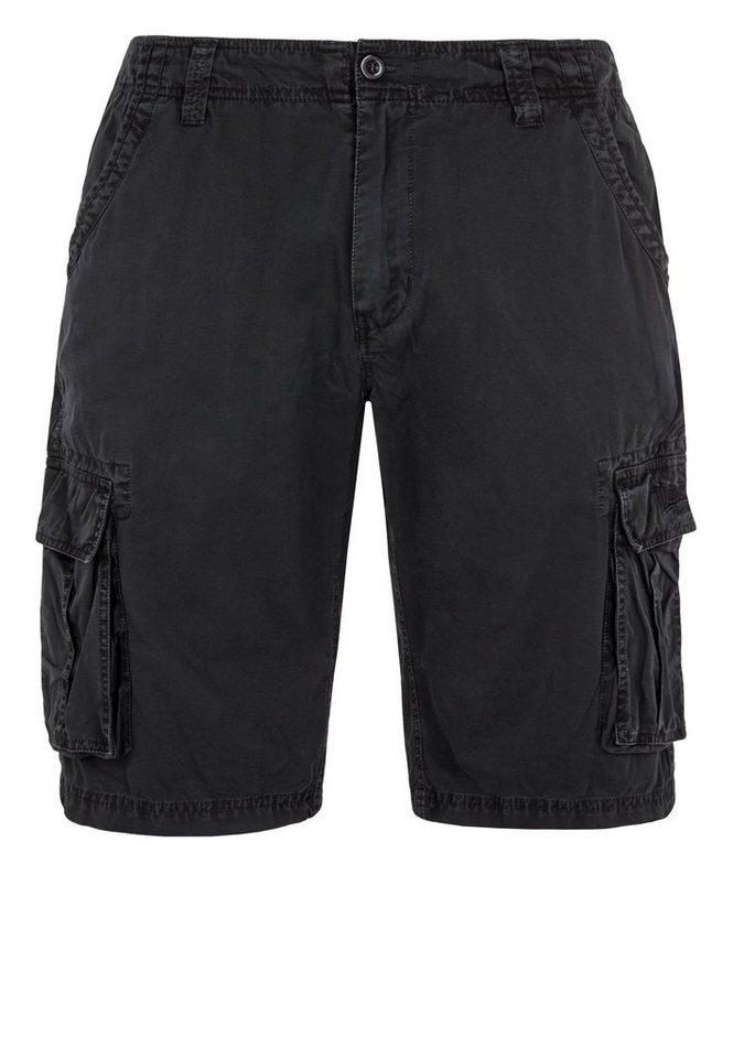 Lonsdale Short BOSHAM »BOSHAM« in Black
