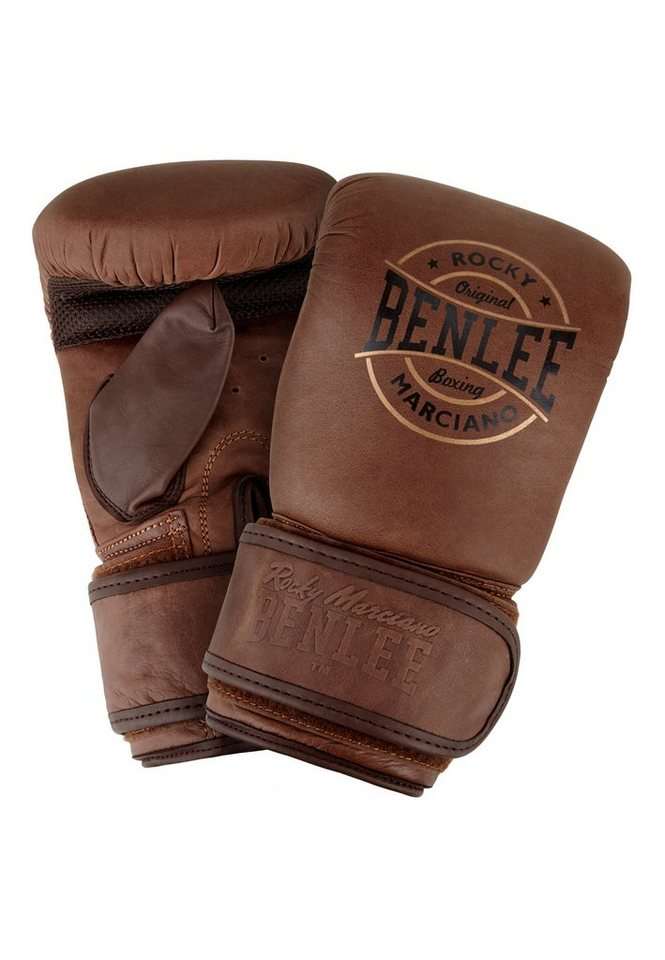 Benlee Rocky Marciano Boxhandschuhe DALEY »DALEY« in Vintage Brown