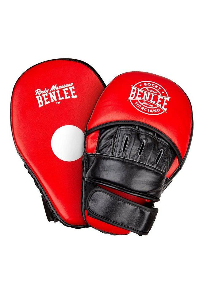 Benlee Rocky Marciano Pratzen in Red/Black