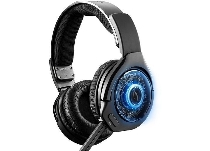 pdp Afterglow AG9 Wireless Headset »(PS4)«