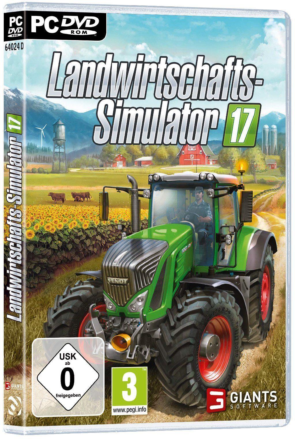 Astragon Landwirtschafts-Simulator 17 »(PC)«