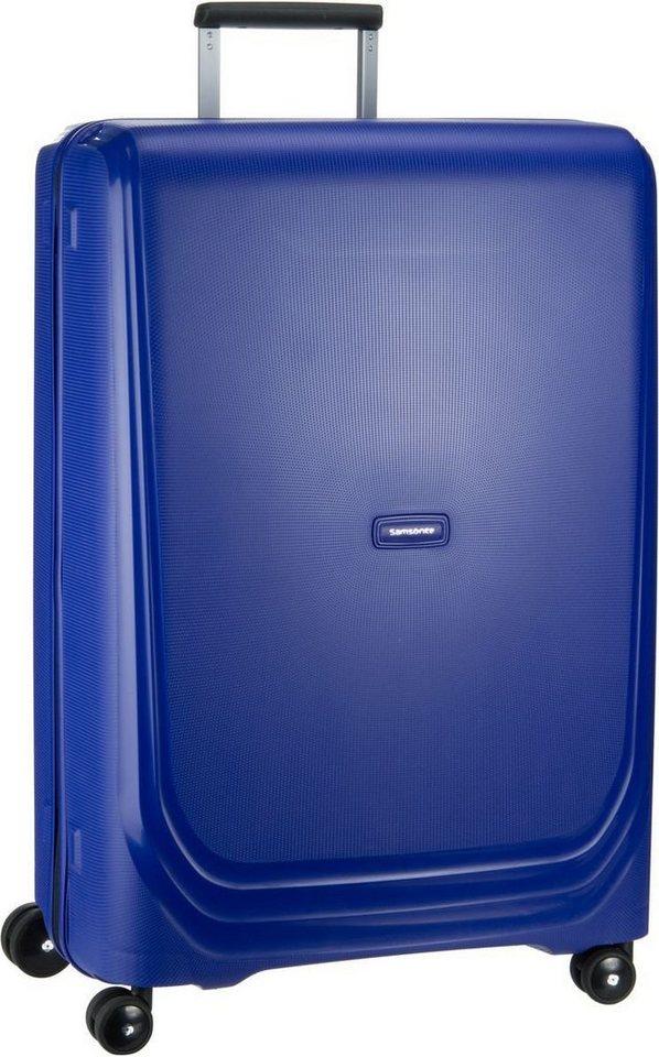Samsonite Optic Spinner 75 in Royal Blue
