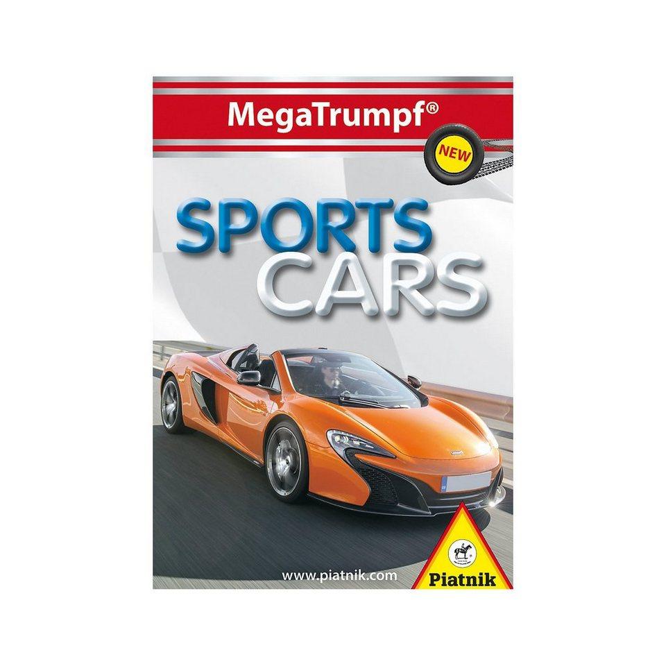 Piatnik Quartett Sport Cars
