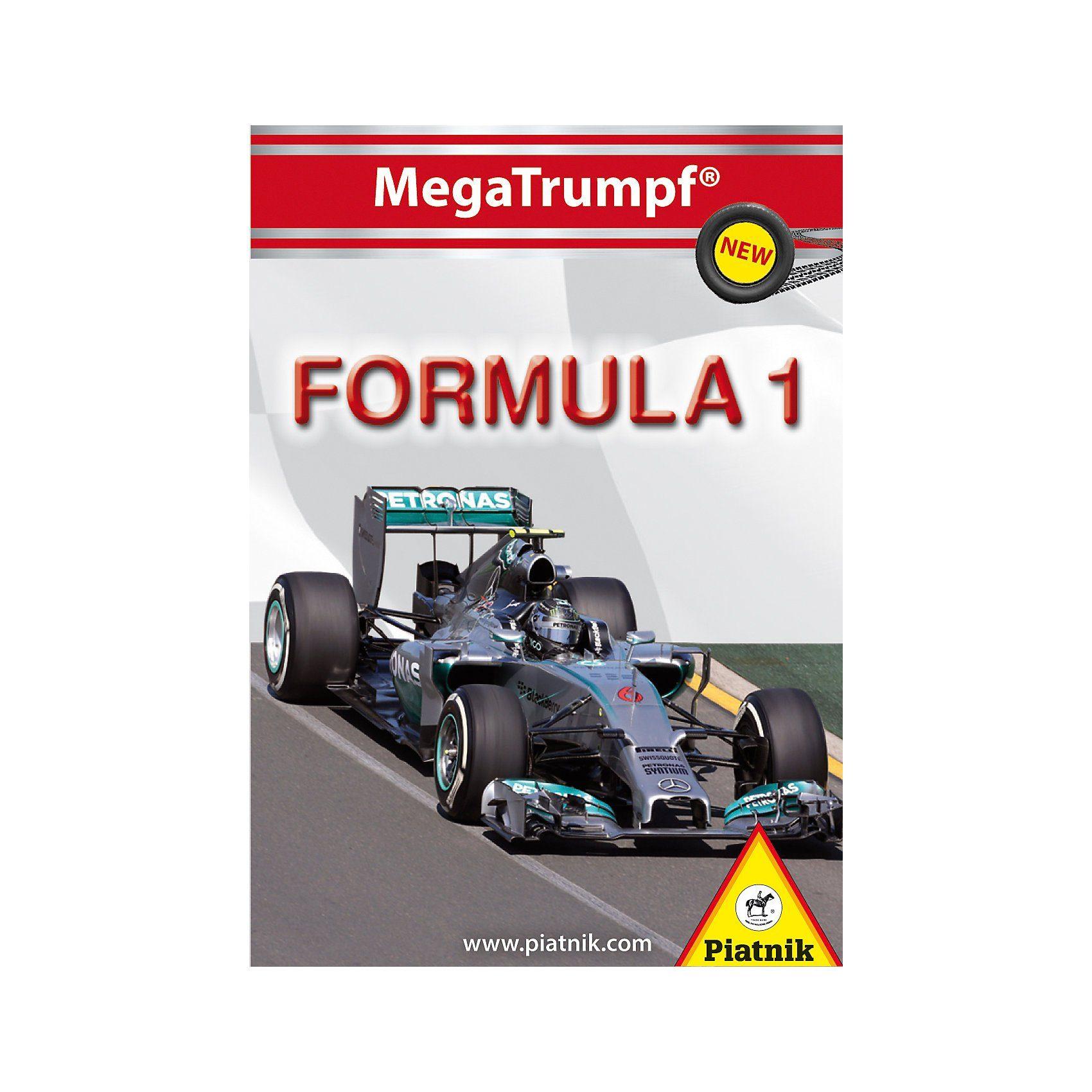 Piatnik Quartett Formel 1