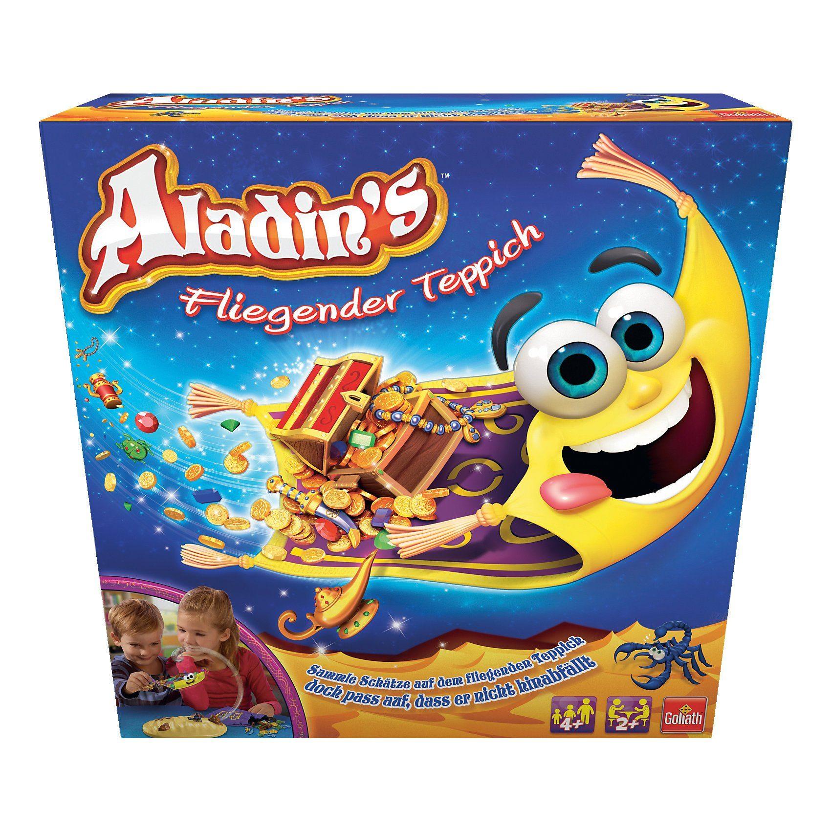 Goliath Aladin's Fliegender Teppich