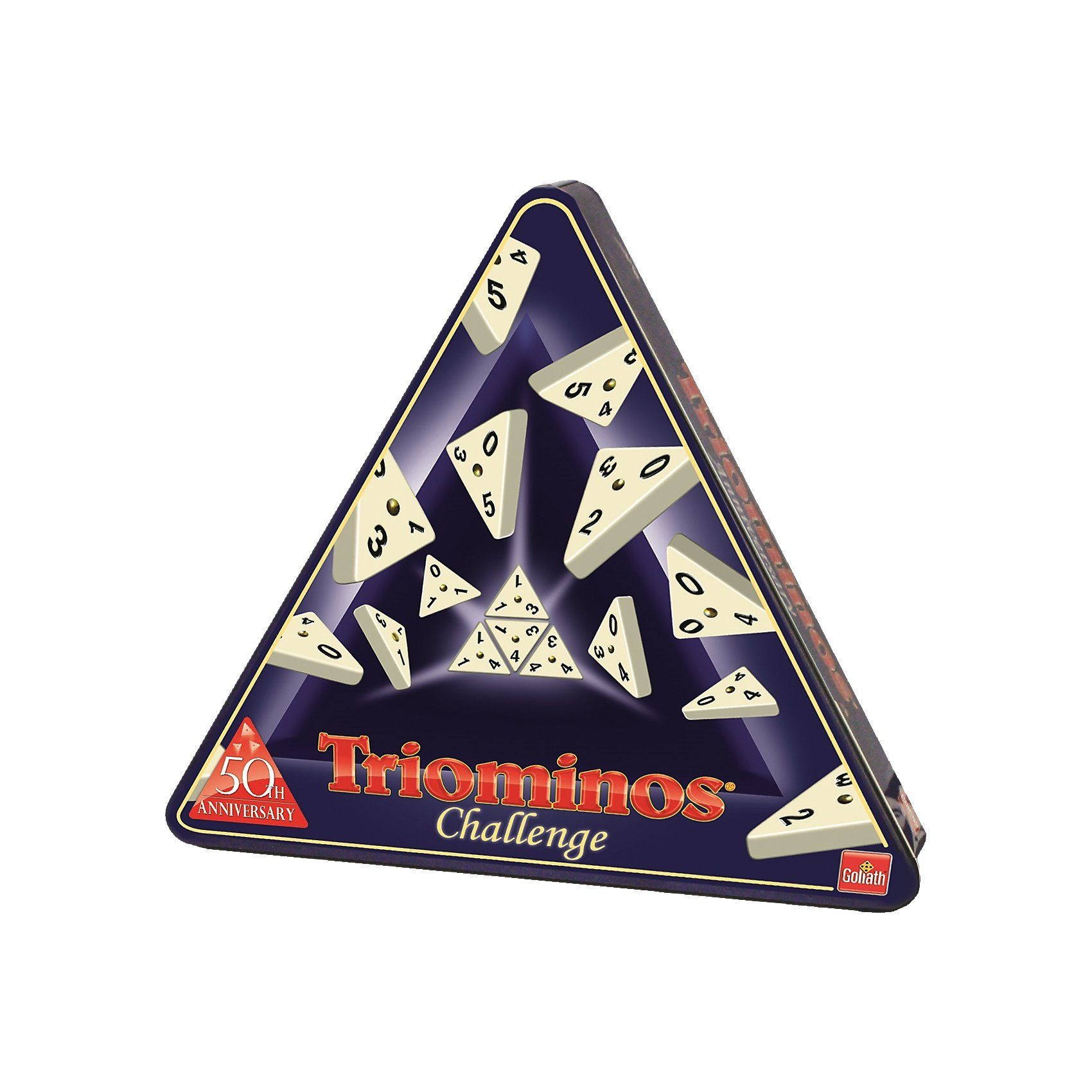 Goliath Triominos Challenge (Jubiläumsausgabe 50 Jahre)