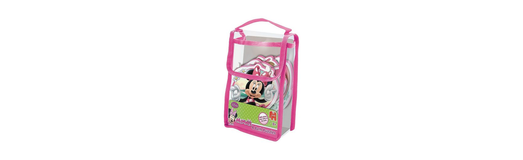 Jumbo Disney Badepuzzle - Minnie Mouse