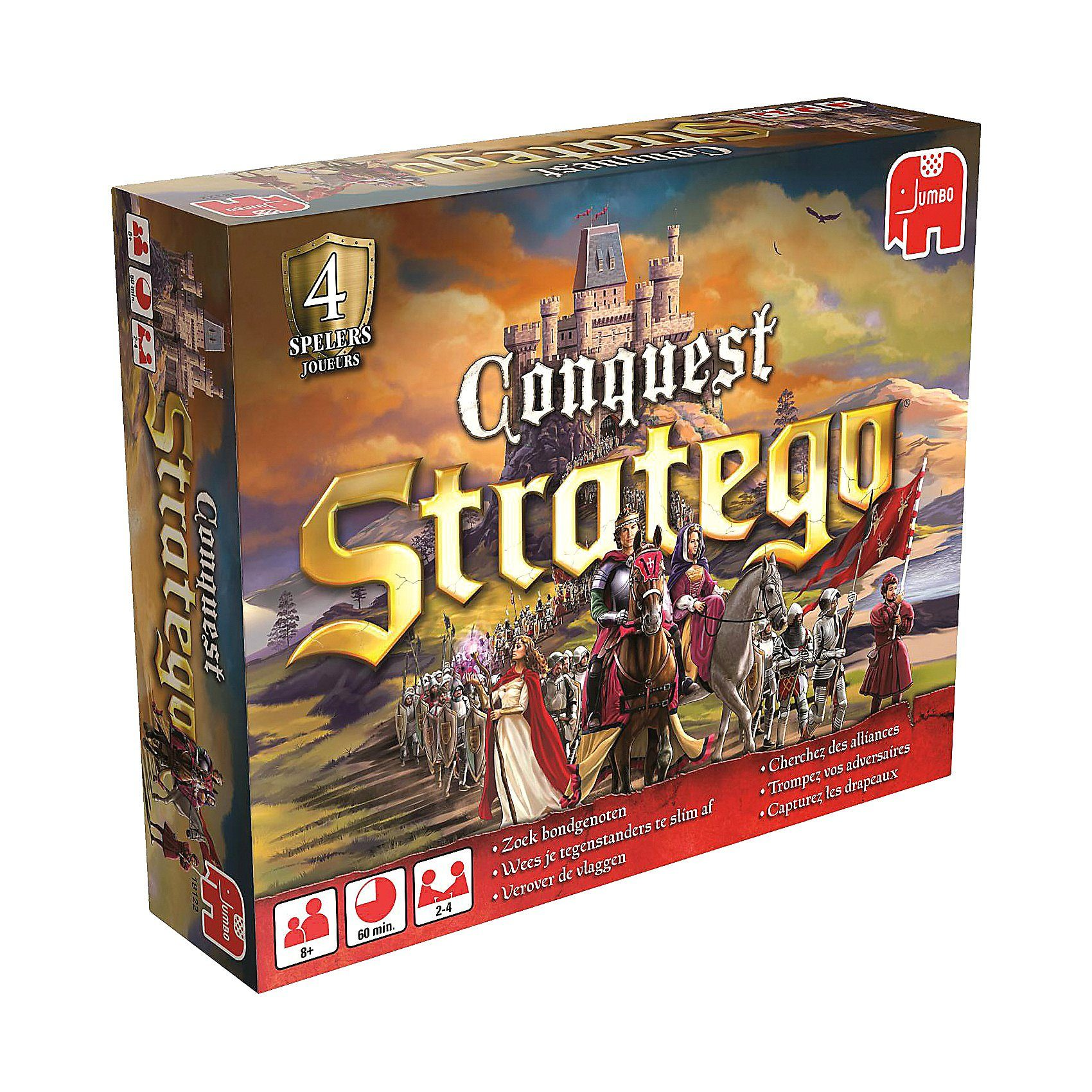 Jumbo Stratego Conquest