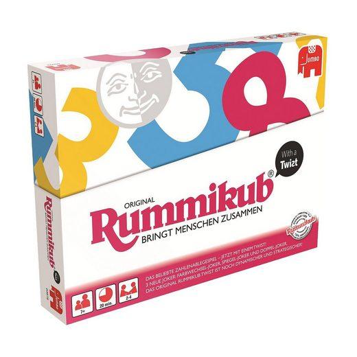 Jumbo Rummikub with a Twist
