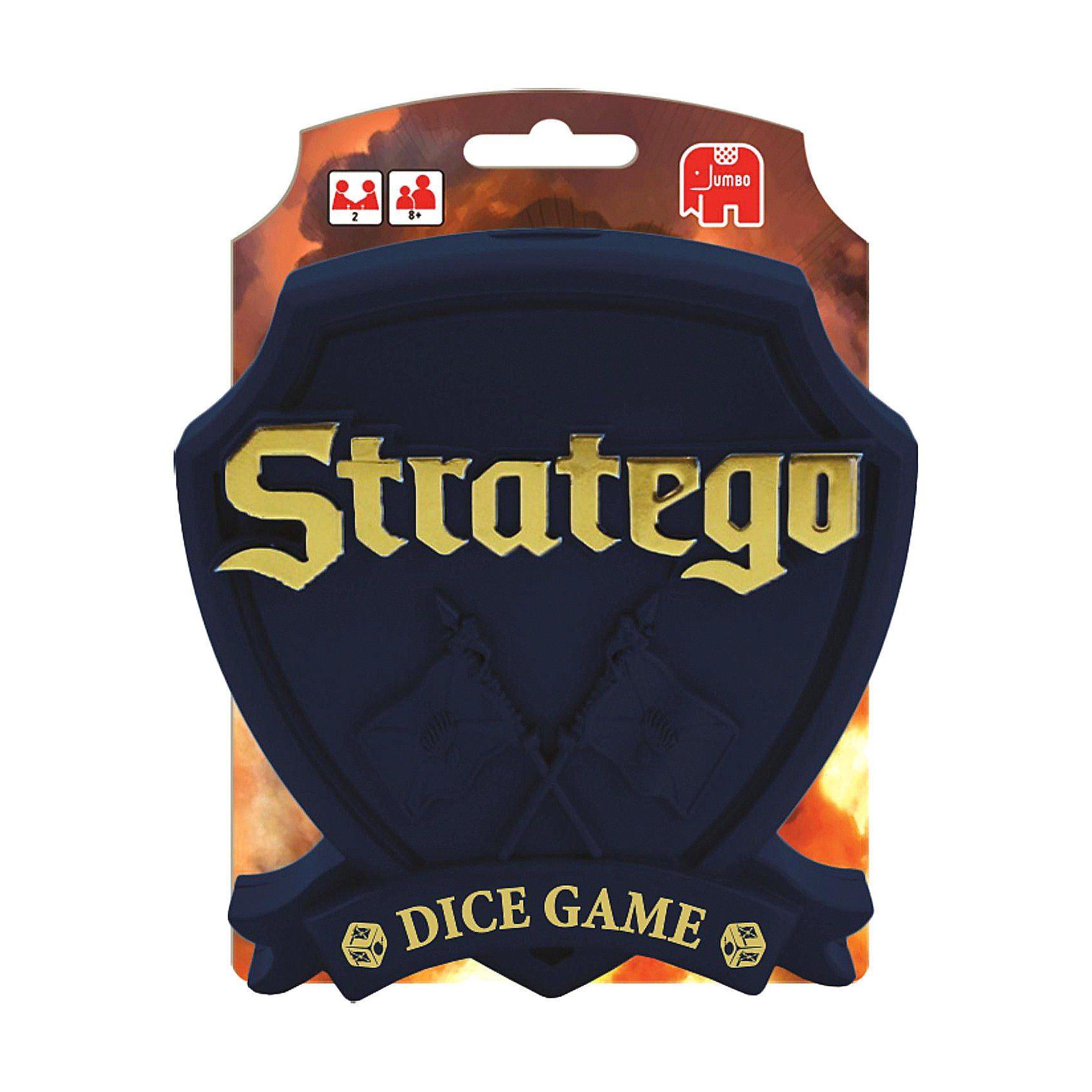 Jumbo Stratego Würfelspiel