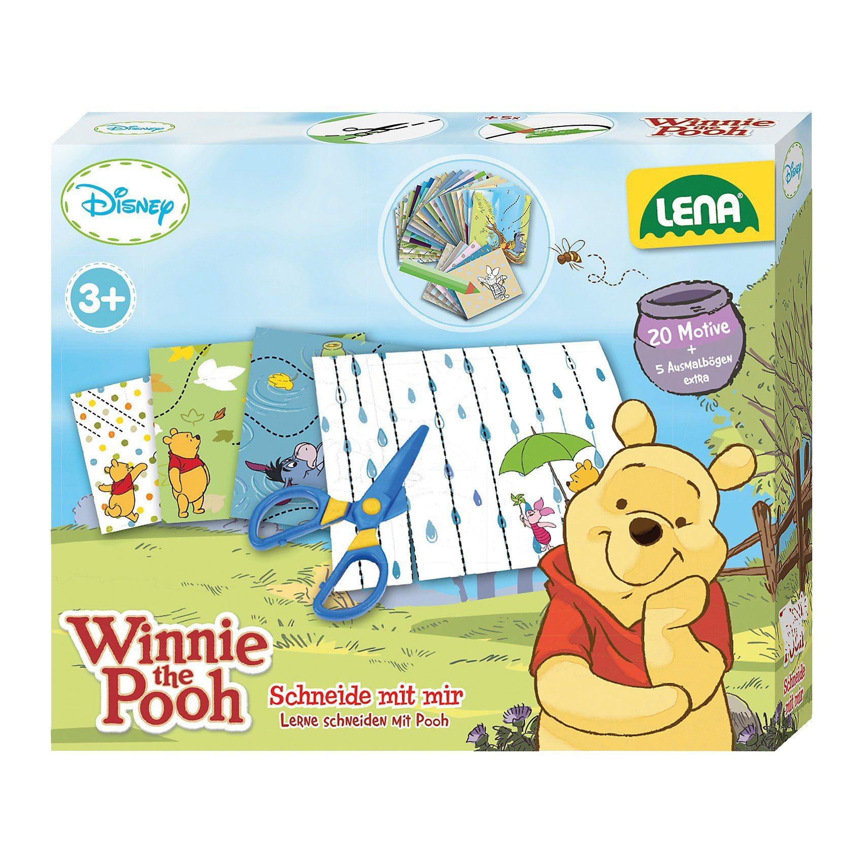 Lena® Disney Winnie The Pooh Schneide mit mir