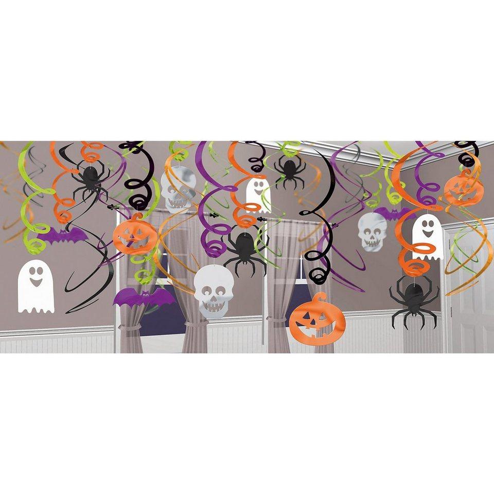 Amscan Hängedekoration Halloween Family Friendly, 30-tlg.