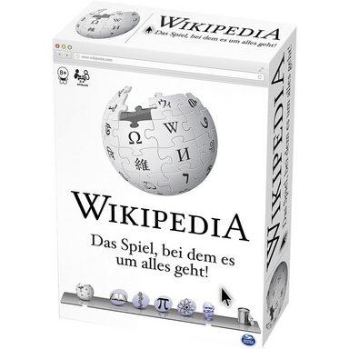 Spin Master Wikipedia Game