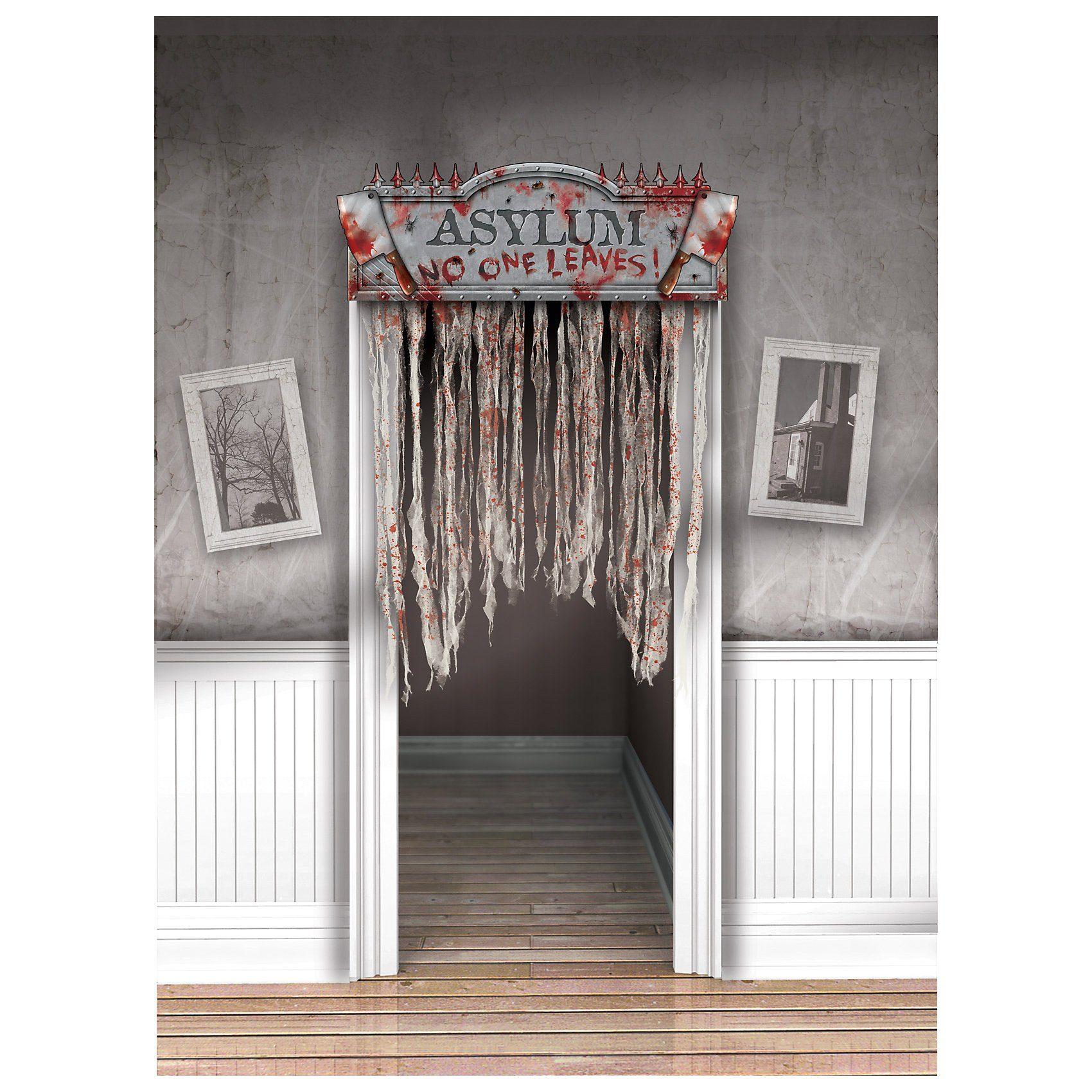 Amscan Türdeko Halloween Sinister Surgery, 1,4 m