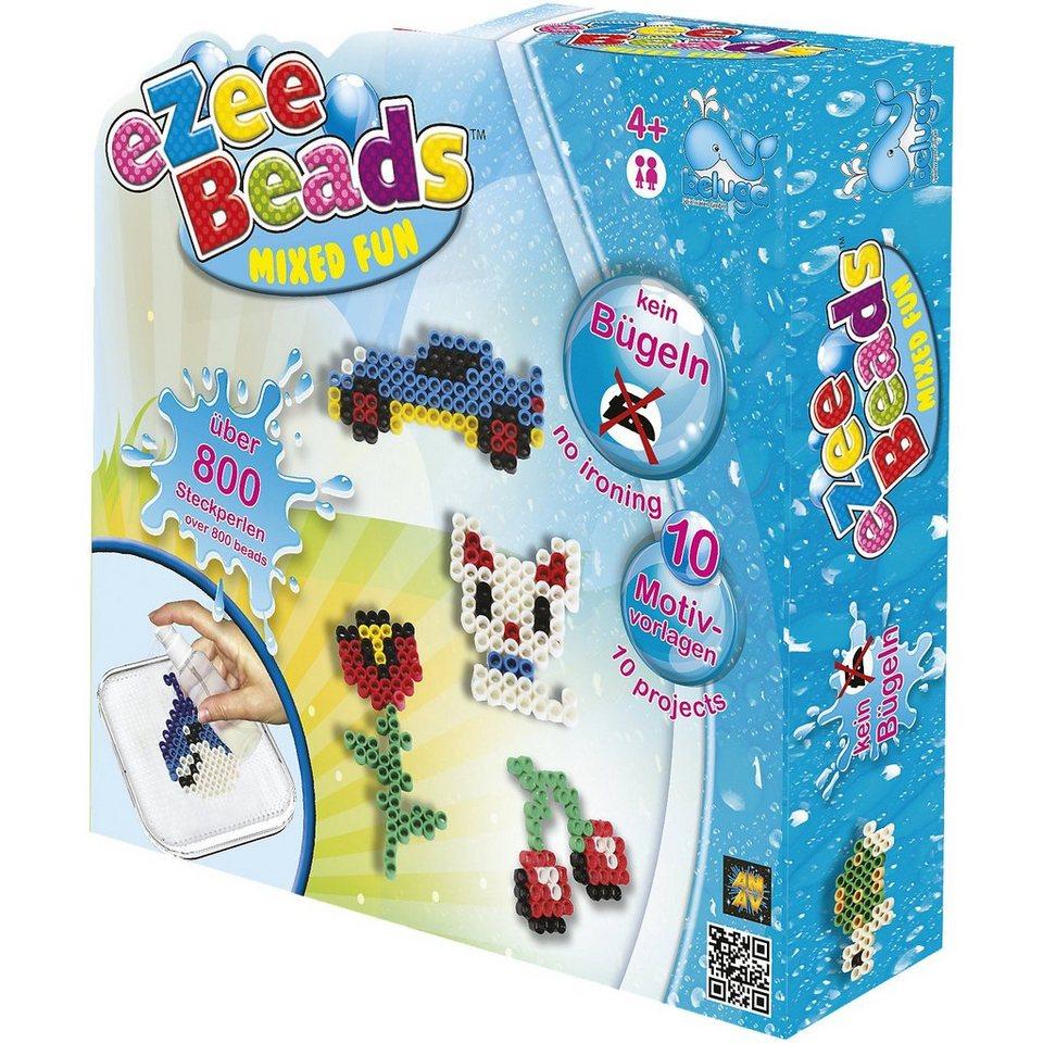 Beluga eZee Beads Sprühperlen Mixed Fun, ca. 800 Perlen