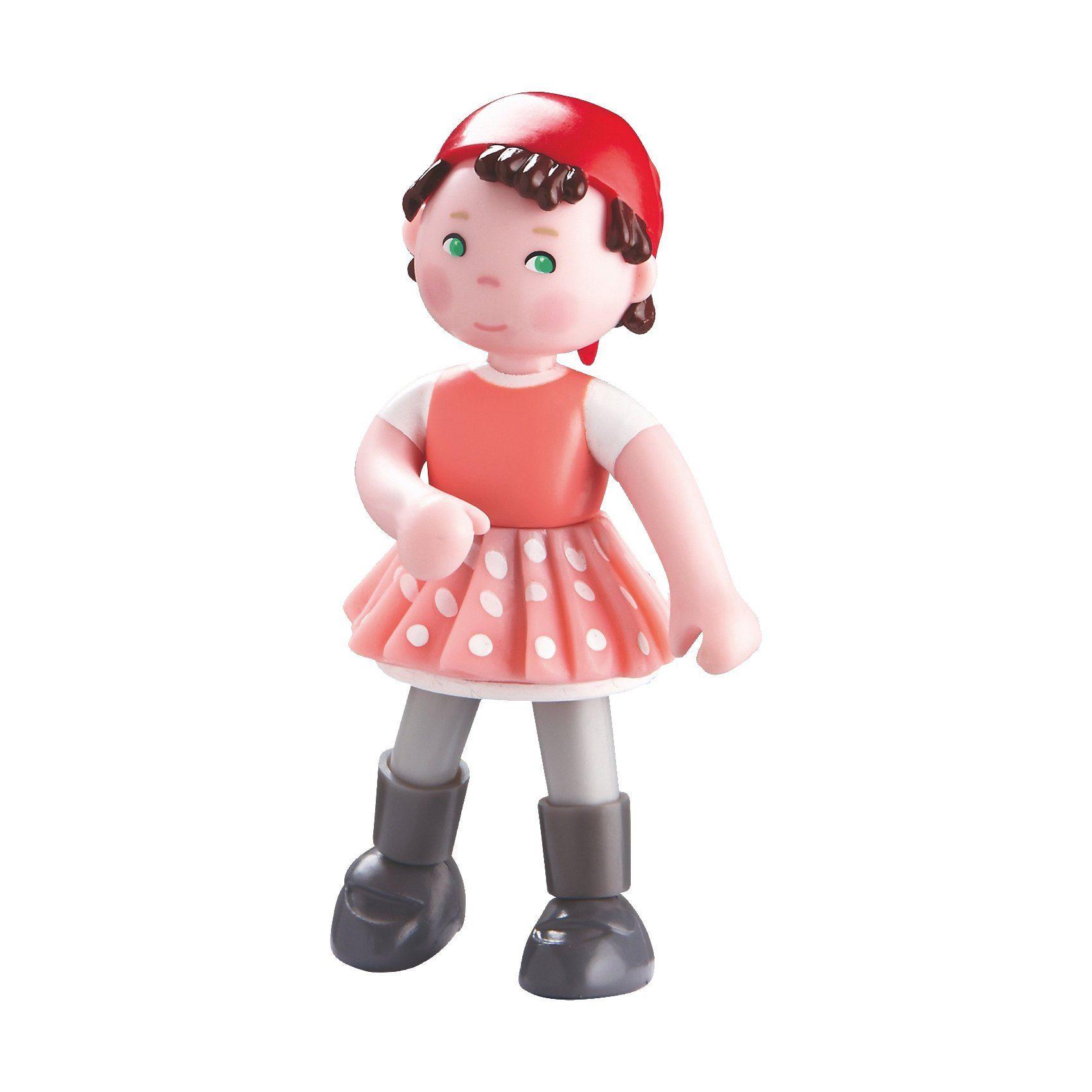 Haba 301970 Little Friends Puppe Lisbeth