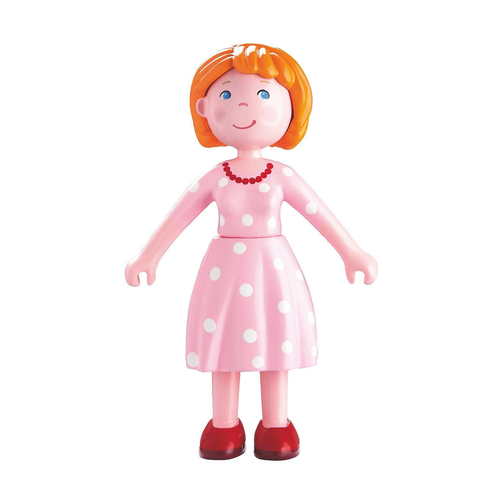 Haba 302007 Little Friends Puppe Mama Katrin