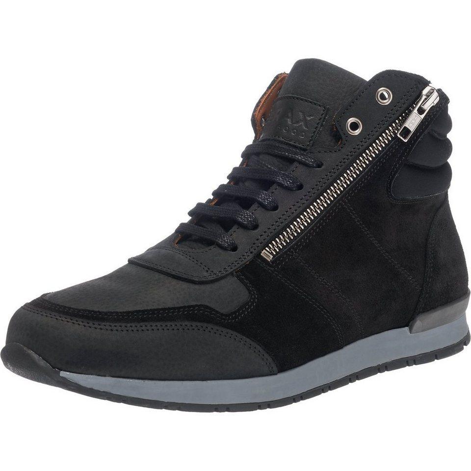 BRAX Sneakers in schwarz